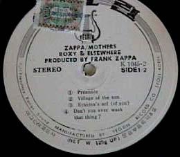 Roxy Amp Elsewhere