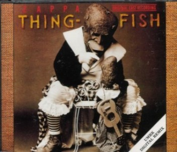 Zappa Records Thing Fish